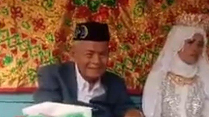 Duda 103 Tahun Nikahi Gadis 27 Tahun di Wajo, Dijodohkan Keluarga dan Uang Panaik Rp 5 Juta