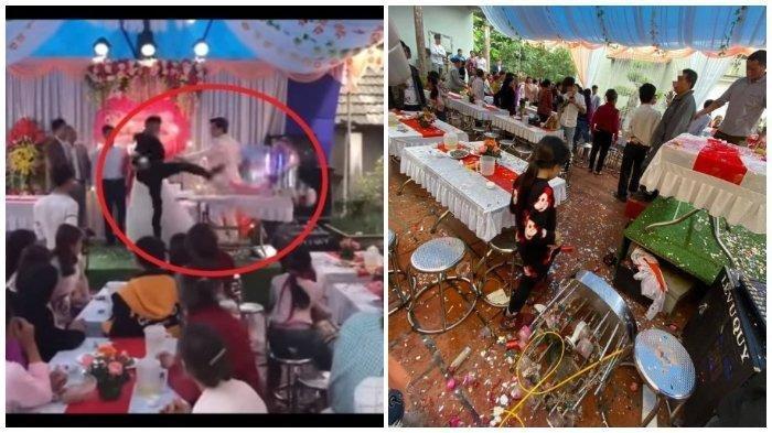 Pernikahan Hancur, Pengantin Pria Ngamuk saat Pesta, Perlakuan Istri Tak Disangka, Ayah Penyebabnya