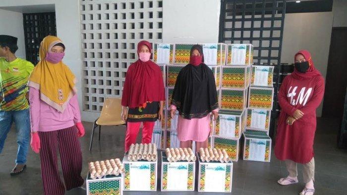 Ramadhan Charity, PGI Sulsel dan Golfer Bagi 1.100 Paket Kebutuhan Pokok