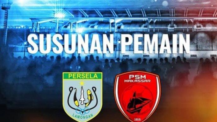 Persela Mampu Samakan Kedudukan Atas Tamunya PSM, Skor Sementara 1-1 Tutup Babak Pertama