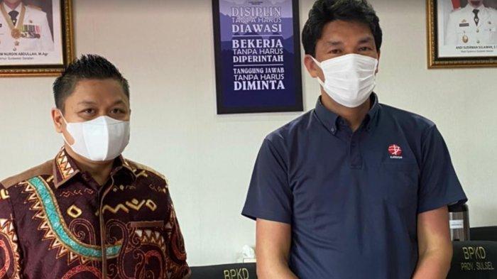 Perseroda Sulsel Jajaki Ekspor Gurita ke Jepang