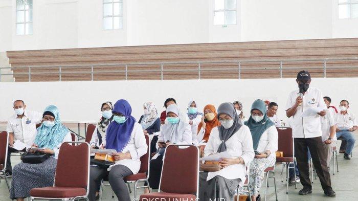Persiapan Kuliah Tatap Muka Pekan Depan, 1.368 Mahasiwa Unhas Bakal Diswab Antigen