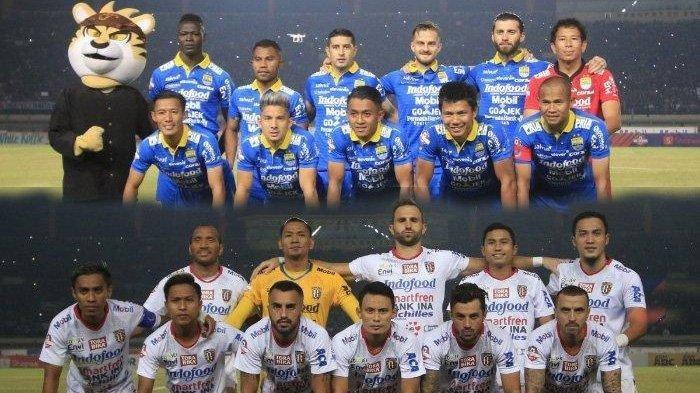 LINK Nonton Streaming di HPPersib Bandung vs Bali United Piala Menpora 2021 Malam Ini