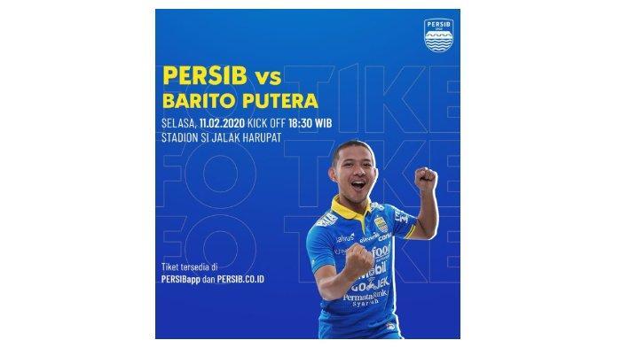 Kabar Buruk dari Persib Bandung Jelang vs Barito Putera Gegara Live Streaming, Penyebab