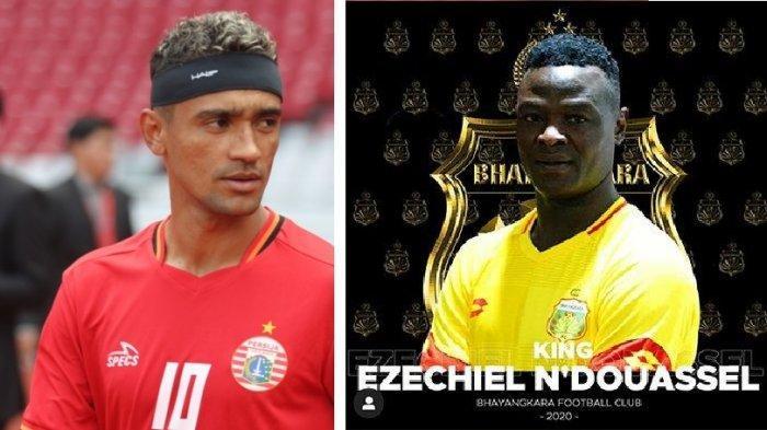 Bursa Pemain Liga 1 - Wander Luiz & Joel Vinicius Dicoret? Persib Tukar NDouassel dan Bruno Matos?
