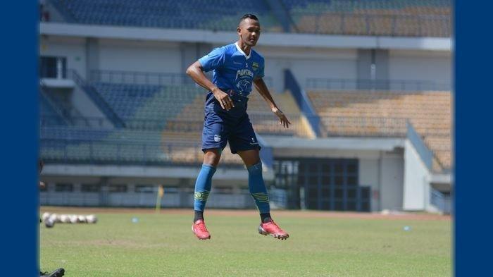 Live Youtube! Persib Bandung vs Sriwijaya FC, Laga Uji Coba Menuju Piala Walikota Solo 2021