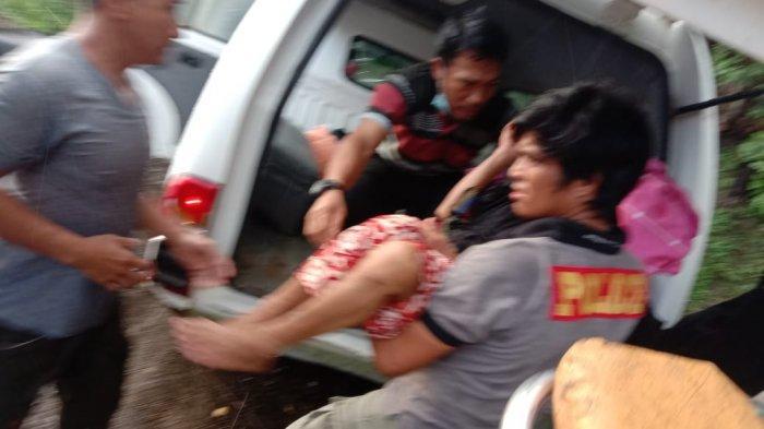 Korban Meninggal dalam Kecelakaan Ambulans di Mamuju Sudah Dibawa ke Mamasa