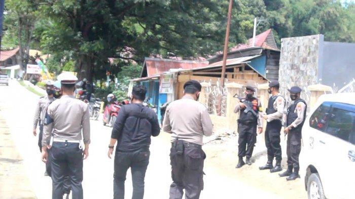 215 Polisi di Mamasa Bakal Jaga Gereja Hari Raya Paskah