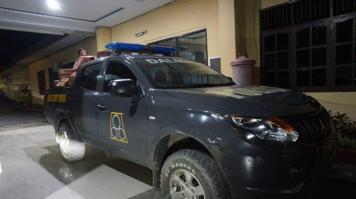 Polres Polman Kerahkan 115 Personel Kawal Distribusi Logistik ke Mamuju dan Majene