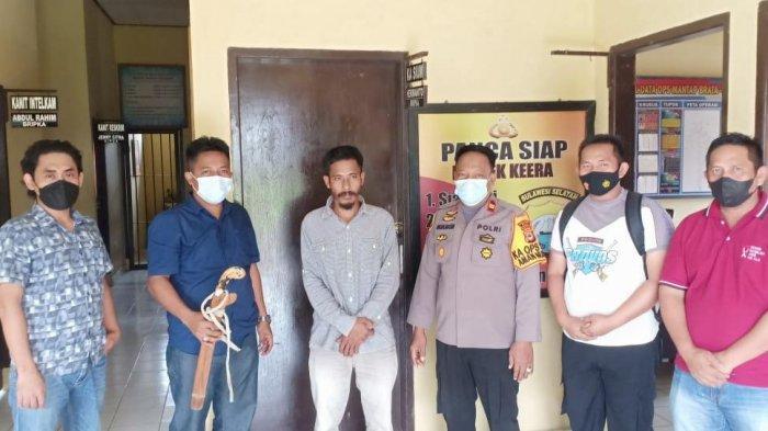 Jauh-jauh dari Sulawesi Tengah, Nurdin Malah Dianiaya Sepupunya di Keera Wajo