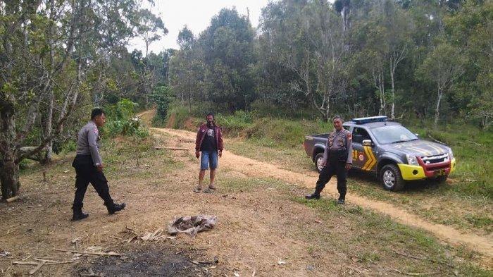 Pelaku Judi Sabung Ayam di Pamanukan Tana Toraja Berhamburan, Polisi Hanya Amankan Sandal Jepit