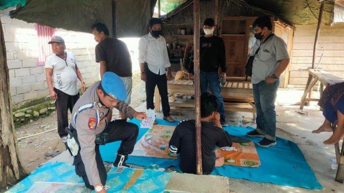 Gerebek Arena Judi Kartu di Telluwanua Palopo, Polisi Amankan Satu Pelaku dan Uang Tunai Rp250 Ribu