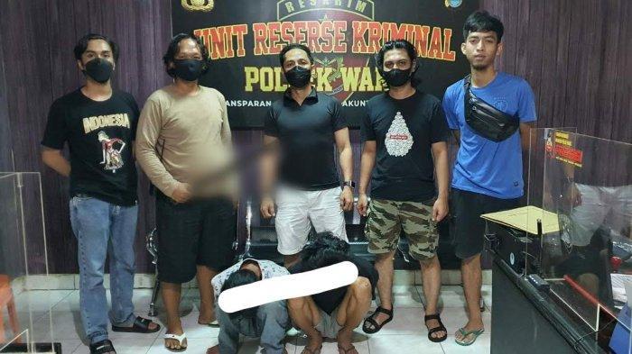Tak Terima Ditegur Pakai Knalpot Bising, Pemuda di Palopo Aniaya Pelajar Pakai Golok