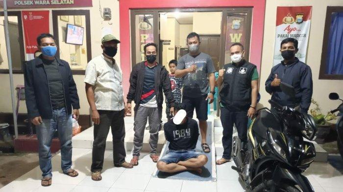Polisi Tangkap Pelaku Jambret di Perumahan Imbara Palopo