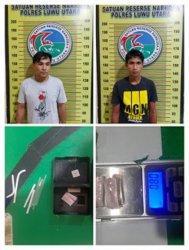 Target Operasi Kasus Sabu-sabu di Luwu Utara Dibekuk