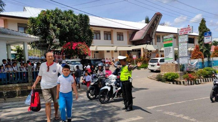 Isu Penculikan Anak Marak, Ini Dilakukan Kapolres Tana Toraja