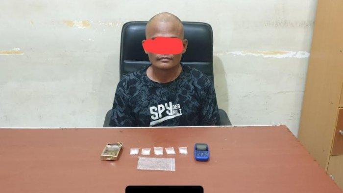 Edarkan Sabu, Warga Makassar Ditangkap di Luwu
