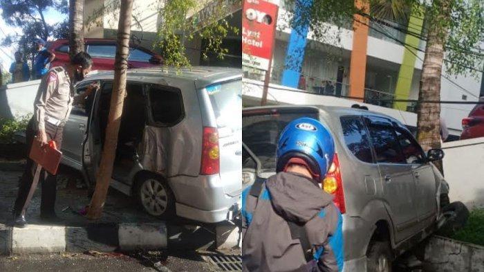 Mariana Tewas Tertabrak Mobil Saat Kerjakan Taman di Jl Hertasning Makassar