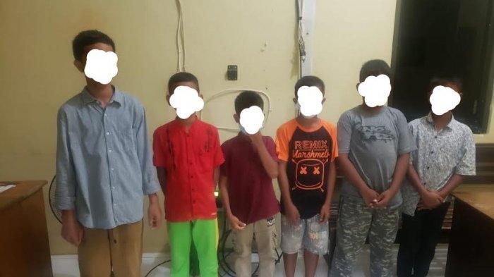 Iseng Prank Call Center 110, Tujuh Murid SD di Luwu Timur Dijemput Polisi