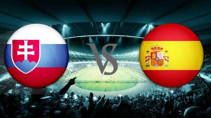 Ingat! Malam Ini Slowakia vs Spanyol, Tim Matador Dicemooh Pendukung Sendiri