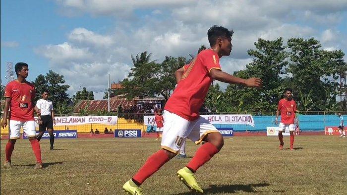 Kalahkan Gowa 1-0, Sepakbola Maros Lolos ke Porprov Sulsel di Sinjai