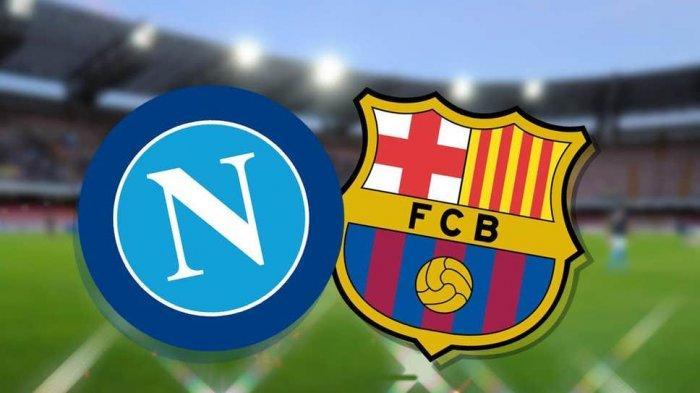 Nonton TV Online 4 LINK Live Streaming Liga Champions Napoli vs Barcelona - Live SCTV Nonton Gratis