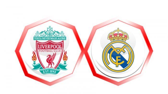 SEDANG BERLANGSUNG 4 LINK Live Streaming Liga Champions Liverpool vs Real Madrid - Nonton Live SCTV