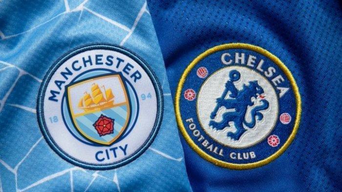 Nonton TV Online 4 Link Live Streaming Liga Champions Man City vs Chelsea - Live SCTV Tanpa Buffer
