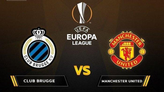 Nonton TV Online 4 LINK Live Streaming Manchester United vs Club Brugge - Nonton Gratis di Live SCTV