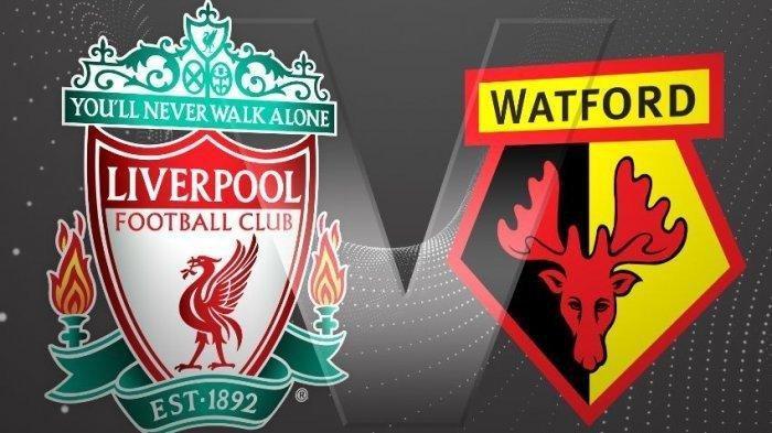 3 LINK Live Streaming Mola TV Liga Inggris Liverpool vs Watford, Nonton di HP,  Sedang Berlangsung