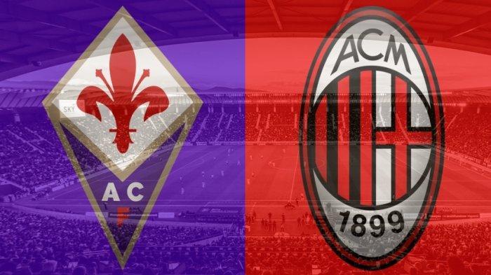 Nonton TV Online 3 LINK Live Streaming Liga Italia Fiorentina vs AC Milan - Nonton Gratis Live RCTI+