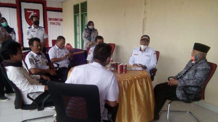 Dishub Enrekang Bakal Dapat 4 Unit Armada Wisata Eksklusif dari Perum Damri
