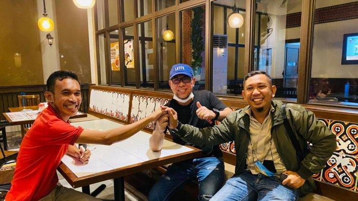Jelang Musda Golkar Bulukumba, Nirwan Arifuddin Temui Pengurus AMPI