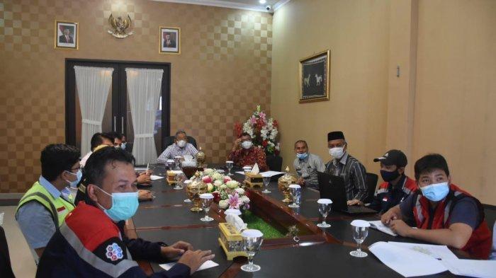 Kantor Gubernur Sulbar Dibangun Ulang, Padukan Corak Budaya Mandar dan Mamasa