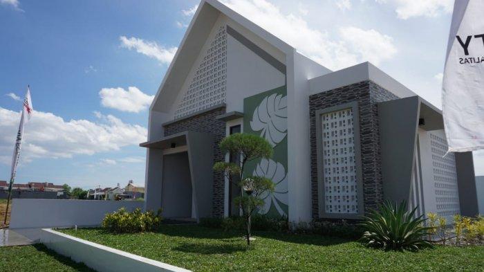 IMB Property Jual 31 Unit Rumah Modern Estate Tipe 55, NUP Sudah 21 Unit