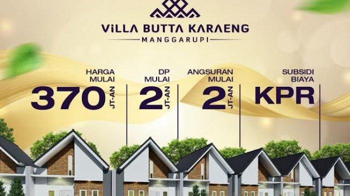 Unit Terbatas, IMB Property Hanya Jual 15 Unit Cluster Anggrek di Villa Butta Karaeng