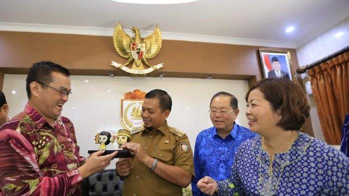 The Kuala Lumpur Chinese Assembly Tertarik Bangun Rumah Sakit di Makassar