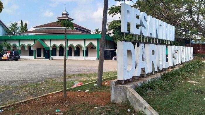 KH M Arif Marzuki Angkat Suara Soal Tudingan Penyerobotan Lahan Pesantren Darul Istiqamah