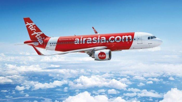 Promo Tiket AirAsia Mulai Rp 200 Ribu, Kode Promo AirAsia di AirAsia Super Sale, Cek di airasia.com