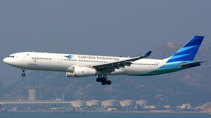 Sebelum Keluar Landasan di Bandara Hasanuddin Makassar, Pesawat Garuda Indonesia Terbang ke Korea