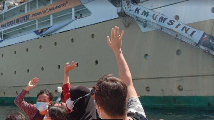Kasus Covid-19 Makassar Turun, Danny Pomanto Bakal Hentikan Program Isolasi Apung KM Umsini