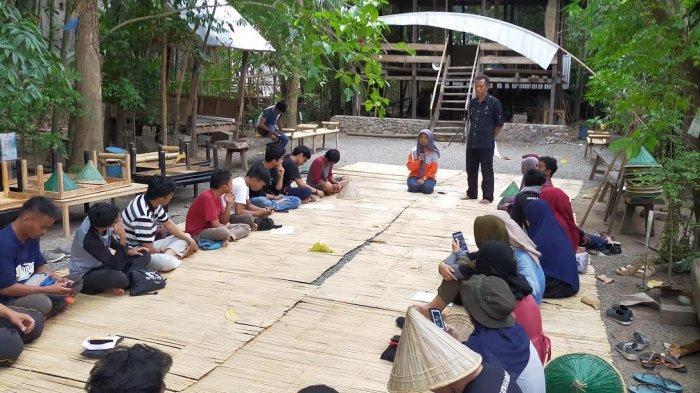 Indahnya Rumah Hijau Denassa di Gowa, Wisata Alam dan Taman Literasi