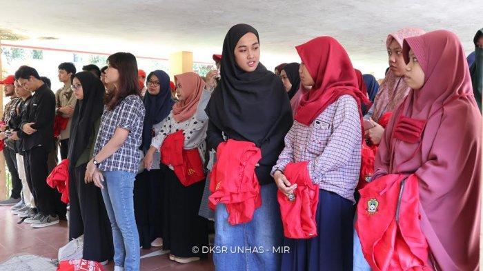 Unhas Lepas 255 Mahasiswa KKN Kabupaten Takalar, Ditempatkan di 40 Desa
