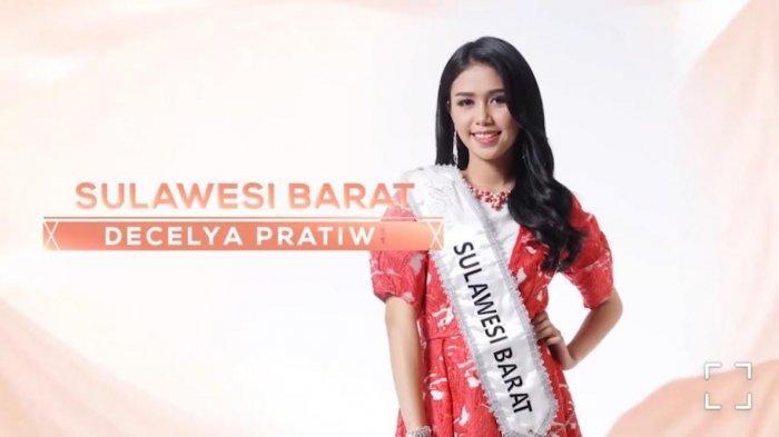 Puteri Toraja Asal Salu Sopai Wakili Sulbar di Ajang Miss Indonesia 2020, Ayo Vote