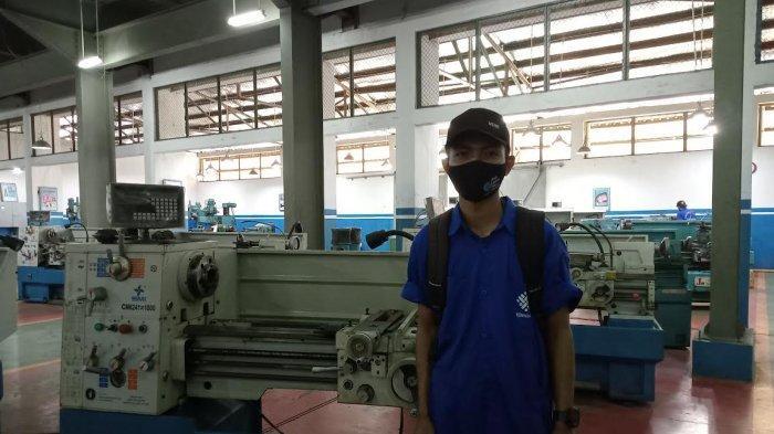 Muhammad Syaiful, Peserta BLK Makassar Bercita-cita Bekerja di PT IKI