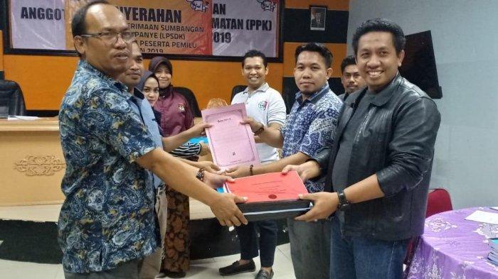 Syahbuddin, Caleg Penerimaan Sumbangan Dana Kampanye Tertinggi di Selayar