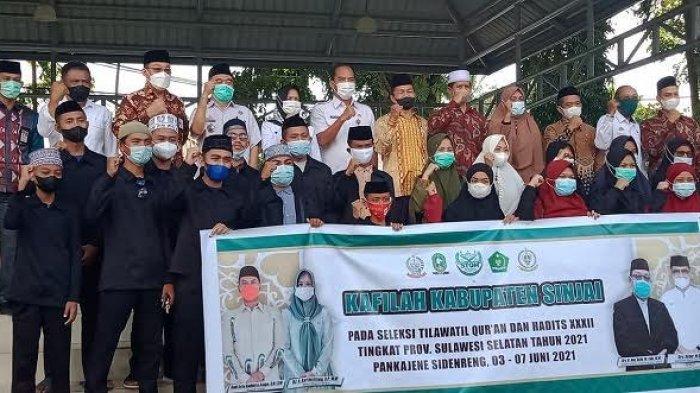Gagal Berprestasi di STQ Tingkat Sulsel, Legislator Sinjai Sarankan Aktifkan LPTQ