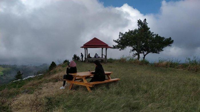 Indahnya Pesona Alam Muntea Highland Bantaeng, Mirip Negeri di Atas Awan Toraja