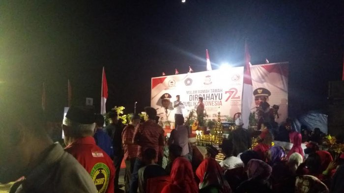 FOTO: Ramainya Pesta Rakyat di Kelurahan Mannuruki