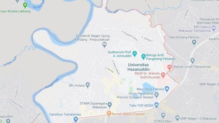 Sejarah Penamaan dan Profil Tamalanrea Indah Kota Makassar ...